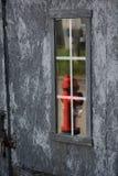 Hydrantbezinning stock afbeelding