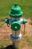 Hydranten Stockfoto