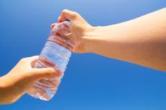 hydratation Stockfotos