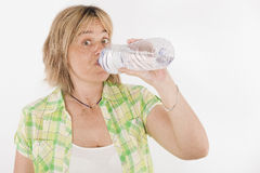 Hydratisiert Lizenzfreies Stockfoto