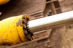 Hydraulic Cylinder Stock Photos