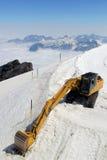 Hydraulic Excavator  Stock Photo