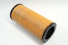 Hydraulic filter Royalty Free Stock Photos