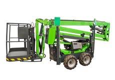 Hydraulic lift Stock Photography