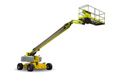 Hydraulic Lift Stock Images