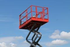 Hydraulic Lift. Stock Photo