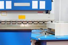 Hydraulic Press Royalty Free Stock Photo