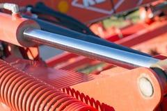 Hydraulic tool Royalty Free Stock Image
