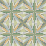 Hydraulic vintage cement tiles Royalty Free Stock Image