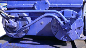 Hydraulica royalty-vrije stock afbeelding