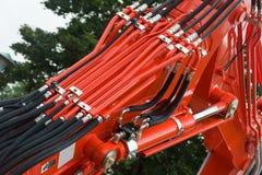 Hydraulica stock foto