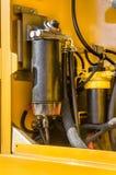 hydraulica stock afbeelding
