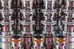 Hydraulics Stock Image