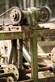 Hydraulics  test preparation for water management Royalty Free Stock Photography