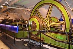 Hydrauliczny Parowozowy pokój Fotografia Royalty Free