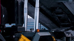 Hydrauliczny system ciężarówka obniża pojazdu ciała podwozie zbiory