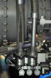 hydraulik Royaltyfri Bild