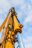 Hydraulik Lizenzfreies Stockfoto