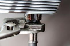 Hydraulik, naprawa, dostawa wody Obraz Stock