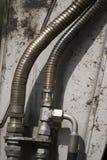 hydraulika Obrazy Stock