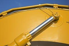 Hydraulisch systeem Royalty-vrije Stock Afbeeldingen