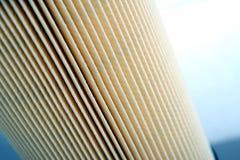 Hydraulische filter Royalty-vrije Stock Fotografie