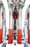 Hydraulischer Support Lizenzfreies Stockfoto