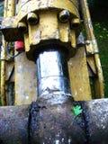 hydrauliska 029 Fotografering för Bildbyråer