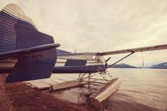 Hydravion en Alaska photos stock