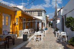 Hydre secrète de taverna de port Photographie stock