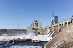 Hydro dam Stock Photos