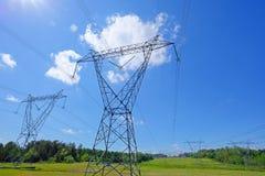 Hydro electric electricity power plant, Rio Uruguay Embalse Salto Grande, Salto, Uruguay Argentina. South America Stock Photo