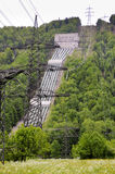 Hydro electric power station in Bavaria Stock Photography