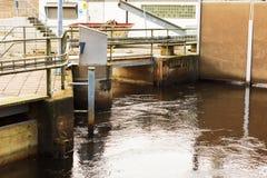Hydro-elektrische Dam Stock Afbeeldingen