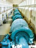 Hydro-elektrische macht royalty-vrije stock foto's