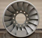 Hydro-elektrische Turbine Stock Afbeeldingen