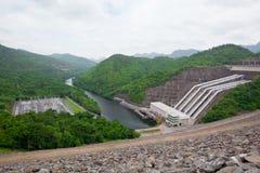 Hydro Macht royalty-vrije stock foto's