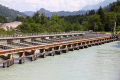 Hydro power Stock Photography