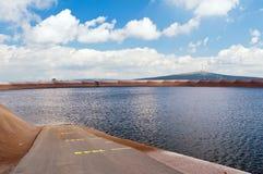 Hydro Power Plant Royalty Free Stock Photos