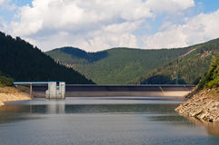 Hydro Power Plant Stock Image