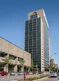 Hydro Quebec building Royalty Free Stock Image