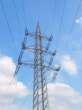 Hydro tower Stock Photo