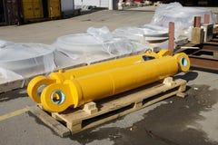 hydrocylinder Στοκ εικόνες με δικαίωμα ελεύθερης χρήσης