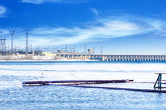 Free Hydroelectric Stock Image - 45189531
