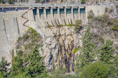 Hydroelectric Dam Royalty Free Stock Photography