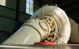 Hydroelectric Generator Stock Photo