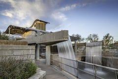Hydroelectric Installation at Arizona Falls Royalty Free Stock Photo