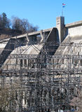 Hydroelectric Plant Royalty Free Stock Photos