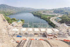 Hydroelectric Power Station Stock Photos