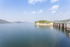 Hydroelectric Power Station Royalty Free Stock Photos